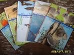 교원 -5권/ 세밀화로 보는 자연의 신비 1- Animals on the Land 외 + CD3장 / 영어 많음. 아래참조