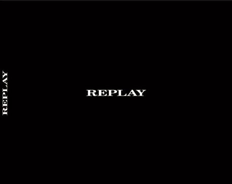 리플레이 (Replay) - 1집  [가사집 상태 B급, 친필싸인]