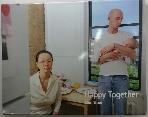 happy together - 김옥선 사진집 (ISBN 8995851406) (저자 서명본)