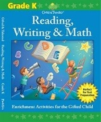 Gifted & Talented: Grade K Reading, Writing & Math (Flash Kids Gifted & Talented) #