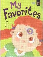 My Favorites (English Crayon) (ISBN : 9788967493271)
