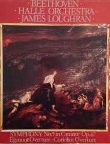 Ludwig van Beethoven, James Loughran, Hall? 오케스트라 (Symphony No. 5 in C minor Op. 67 / Egmont Overture)