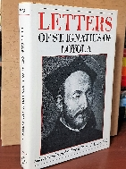 LETTERS OF ST. ICNATIUS OF LOYOLA  -성 이그나티우스 로욜라 편지 - 종교서적, 수입서적- 160/235/30  하드커버- -초판-절판된 귀한책-아래사진참조-