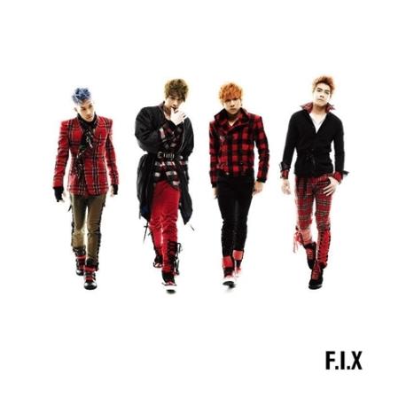 픽스 (Fix) - 말하지마 (MINI ALBUM) (홍보용 음반)