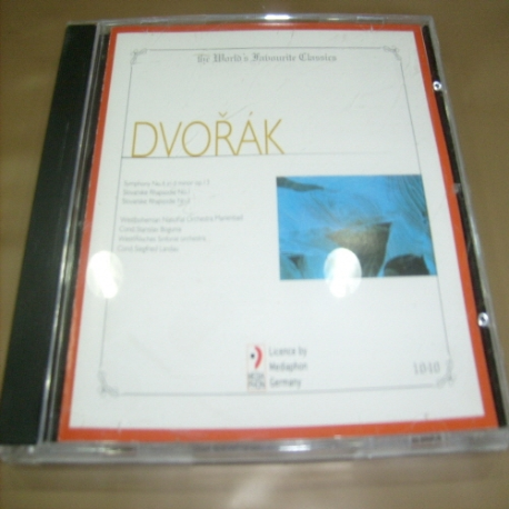 [수입 CD] Antonin Dvorak - 1040
