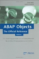 ABAP Objects: The Official Reference 1st Edition