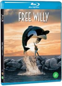 [블루레이] 프리 윌리 (Free Willy)