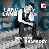 Lang Lang - New York Rhapsody (홍보용 음반)
