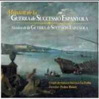 [미개봉] Music of the War of the Spanish Succession (2CD/Digipack/수입/미개봉/1CM0181)