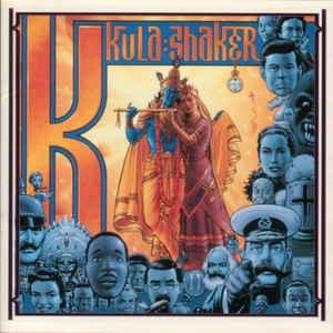 [일본반] Kula Shaker - K [+1 Bonus Track]