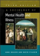 A Sociology of Mental Health and Illness, 3/ed  (ISBN : 9780335215843)