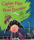 Captain Flinn and the Pirate Dinosaurs [양장(HardCover) |