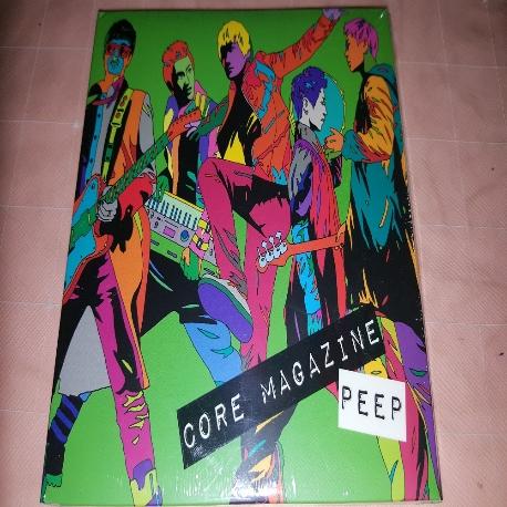 코어매거진 - PEEP (미개봉앨범)