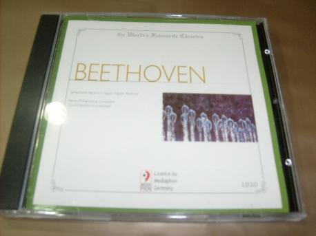 [수입 CD] Ludwig Van Beethoven - 1030