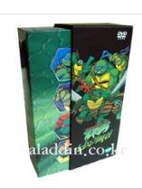 닌자 거북이 박스세트 (4disc)