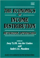 The Economics of Income Distribution : Heterodox Approaches (ISBN : 9781840640298)