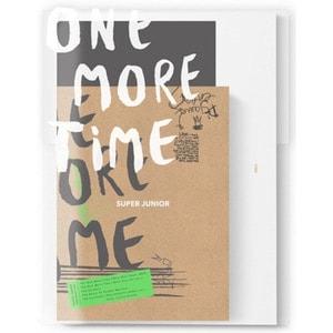 [미개봉] 슈퍼주니어 (SuperJunior) / One More Time (Special Mini Album)