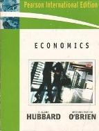 Economics -HUBBARD O`BRIEN