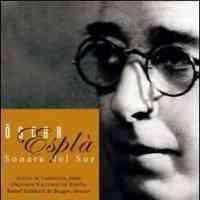 Oscar Espla : Piano Works (수입/ICM0128)