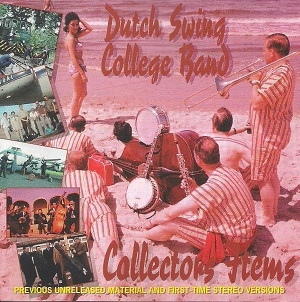 dutch swing college band(수입) 스윙 재즈의 밴드.