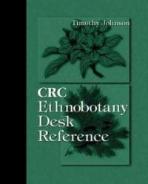 CRC Ethnobotany Desk Reference (ISBN : 9780849311871)