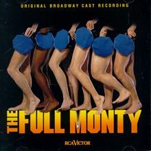 O.S.T. / The Full Monty - Original Broadway Cast Recording (미개봉)