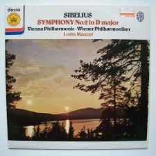Jean Sibelius ; Symphony No. 2 in D major ///LP11