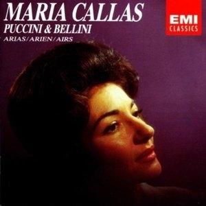 [중고] Maria Callas, Puccini / Bellini: Arias (수입/cdc7479662)