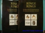 Rings: The Alice and Louis Koch Collection (독어.영어, Hardcover)