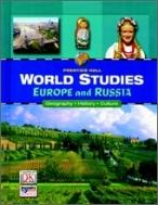 [미국교과서] World Studies - Europe and Russia (2008년판) / Prentice Hall
