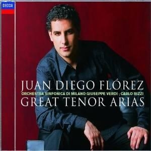[수입] Florez, Juan Diego - Great Tenor Arias [영국반, 친필싸인]