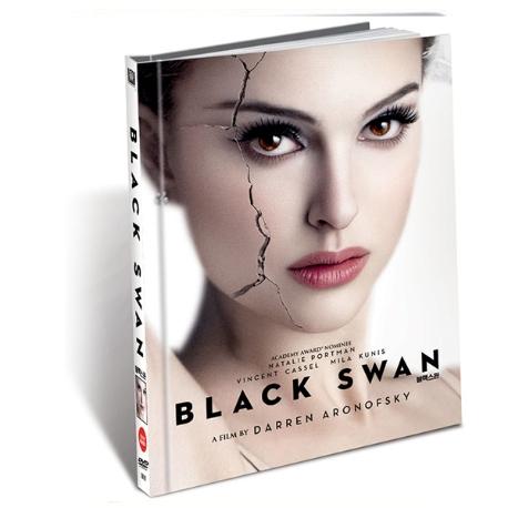 (DVD) 블랙 스완 커피북 한정판 (Black Swan Limited Edition)