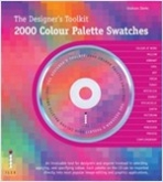 The Designers Toolkit : 2000 Colour Palette Swatches (Hardcover)