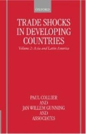 Trade Shocks in Developing Countries, Vol. 2 : Asia and Latin America (ISBN : 9780198294634)