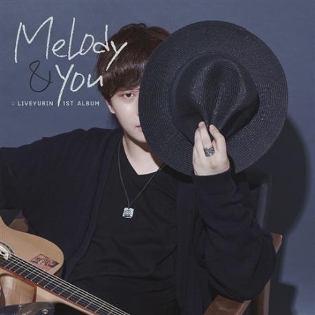 라이브유빈 - EP앨범 Melody & You (홍보용 음반)