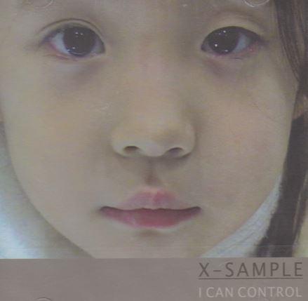 엑스 샘플 (X-sample) I Can Control  미개봉