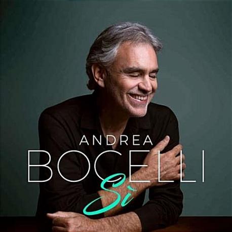 Andrea Bocelli - Si (홍보용 음반)