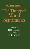 The Theory of Moral Sentiments (The Glasgow Edition of the Works and Correspondence of Adam Smith) (Hardcover)