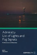 Admiralty List of Lights and Fog Signals Vol A - British Isles and North Coast of France (Paperback)