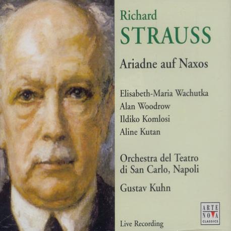 [미개봉] Gustav Kuhn / Strauss : Ariadne Auf Naxos (2CD/수입/74321770732