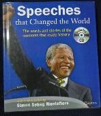 스피치 Speeches That Changed The World  9781847246066   /사진의 제품  ☞ 서고위치: RR 7  * [구매하시면 품절로 표기됩니다]