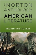 The Norton Anthology of American Literature Beginnings to 1865 (Shorter Ninth Edition)