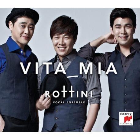 로티니 - Vita Mia [EP] [미개봉 새제품]