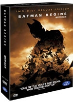 [DVD] 배트맨 비긴즈 (Batman Begins) DE 코믹북 포함 [DE]2disc+원문코믹북/아웃케이스 포함