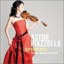 유시연 / Pasion, Amor & Piazzolla (S70829C)