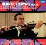 헨릭 셰링의 스페인과 라틴 아메리카 바이올린 소품집