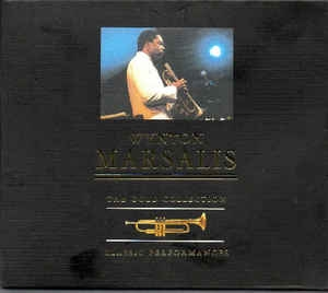 Wynton Marsalis the Gold collection