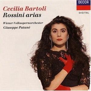 Cecilia Bartoli / 로시니 : 아리아 (Rossini : Arias) (수입/4254302)
