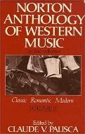 Norton Anthology of Western Music, Volume 2 : ClassicㆍRomanticㆍModern   (ISBN : 9780393951516)