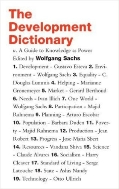 The Development Dictionary : A Guide to Knowledge as Power, 2/ed  (ISBN : 9781848133792)